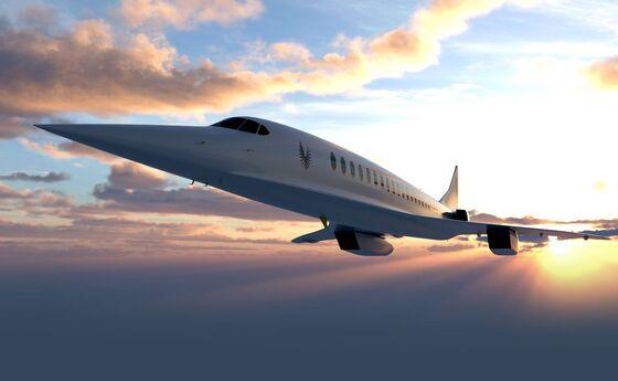 Supersonic-Jet Maker Taps Boeing Ex-CEO Condit as Adviser