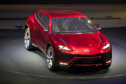 Lamborghini CEO Expects SUV Concept Urus Will Go Into Production