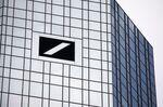 Deutsche Bank AG headquarters in Frankfurt.