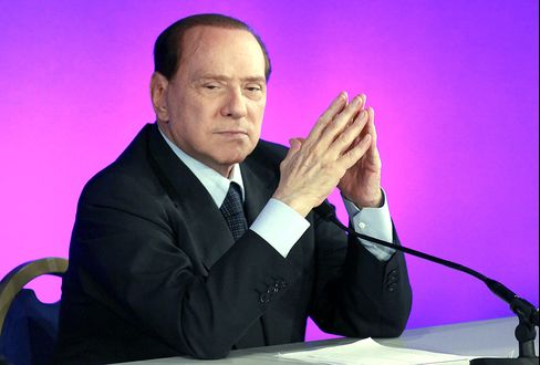 Berlusconi Sentenced to 4 Years in Prison for Mediaset Tax Fraud