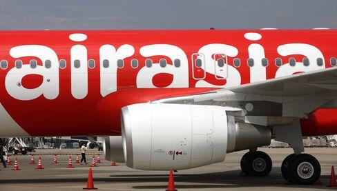 AirAsia Aircraft