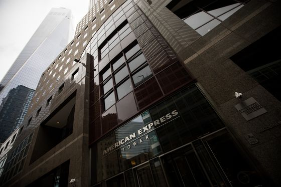 AmEx Reopens Its New York Offices at 10% Capacity