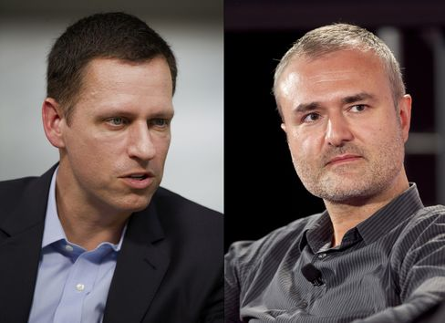 PayPal Inc. Co-Founder Peter Thiel Interview