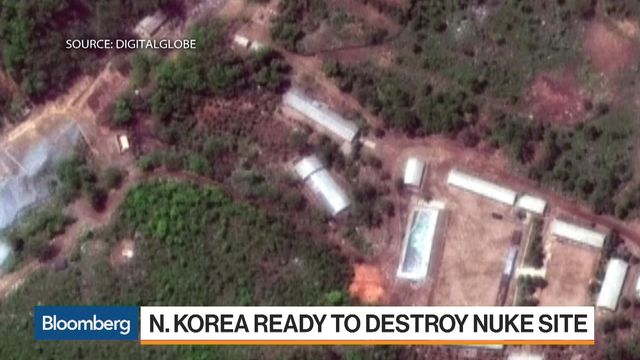 North Korea threatens to cancel its planned summit with President Donald Trump. Bloomberg's Daniel Ten Kate reports