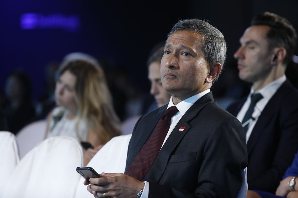 Data Breaches Won't Derail Singapore's Tech Push, Minister Says
