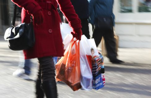 U.K. Consumer Confidence Rises Nationwide Says