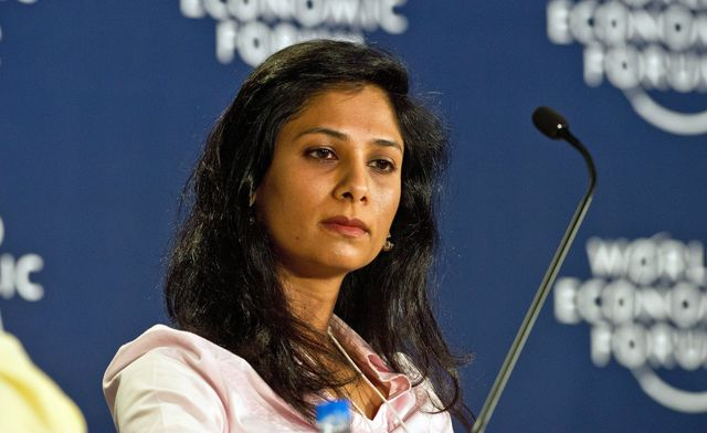 IMF Appoints Harvard's Gopinath as First Female Chief Economist