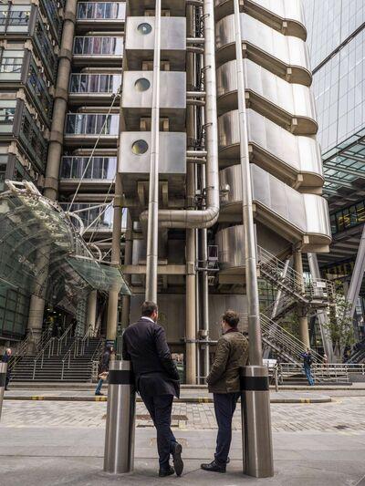 BoomingLondonDefies Weak Second Quarter for Britain's Economy
