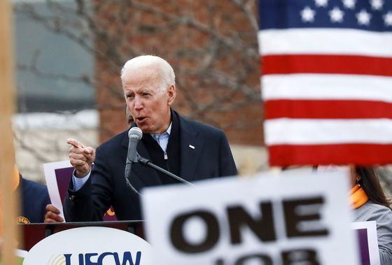 Mueller Report, Biden's Entry Set to Reshape Democratic Campaign