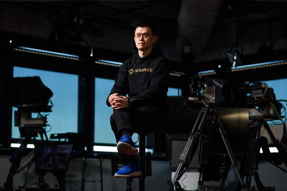 Binance CEO Sees Virus-Era Growth, Boost to Bitcoin From Halving