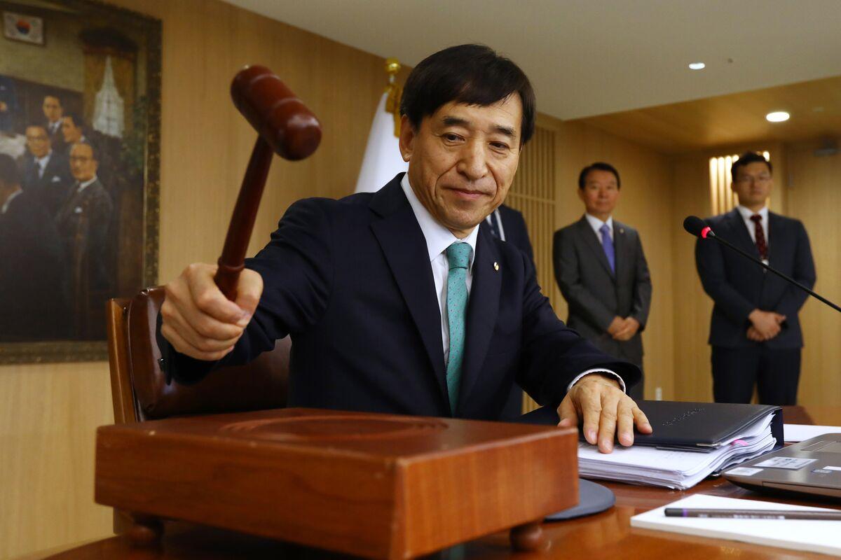 bloomberg.com - More stories by Jiyeun Lee - Bank of Korea Holds Key Rate as Investors See Hike on Horizon