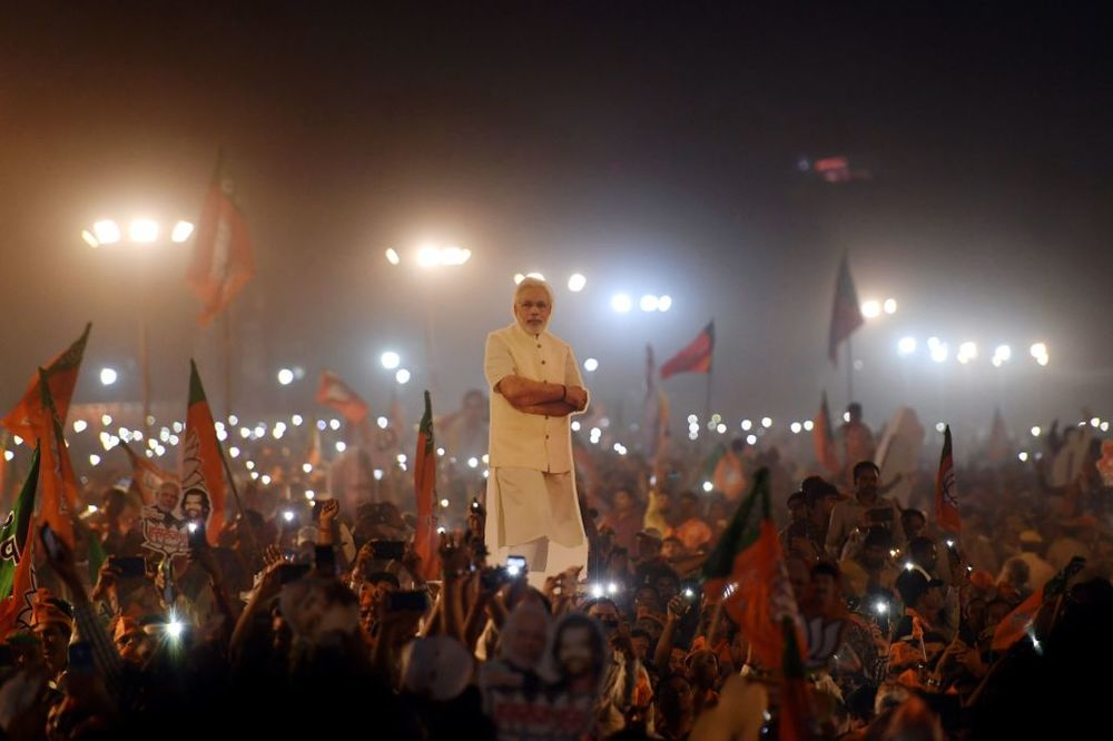 A Second Modi Term Needs to Be Bolder Than First