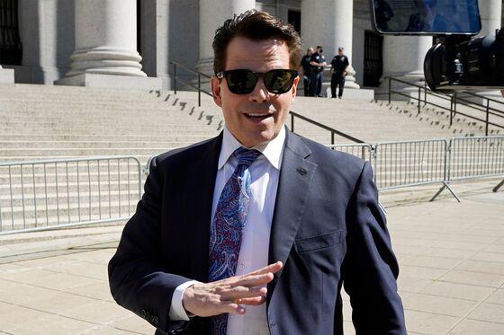 Subdued Scaramucci Testifies of Pressure to Land Banker Top Job
