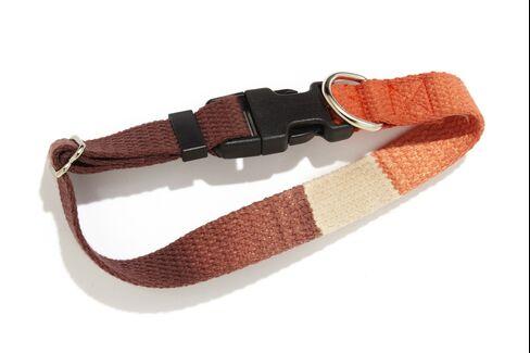 Dip-dyed collar from Wagwear.