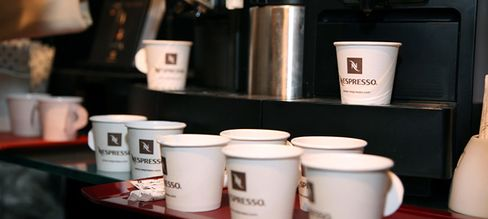 Nespresso Pitches 'Luxury' Coffee for Lean Times