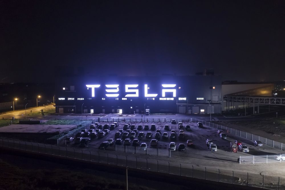 Tesla Careers Login >> Tesla S New China Plant Gets Permit To Start Mass Production