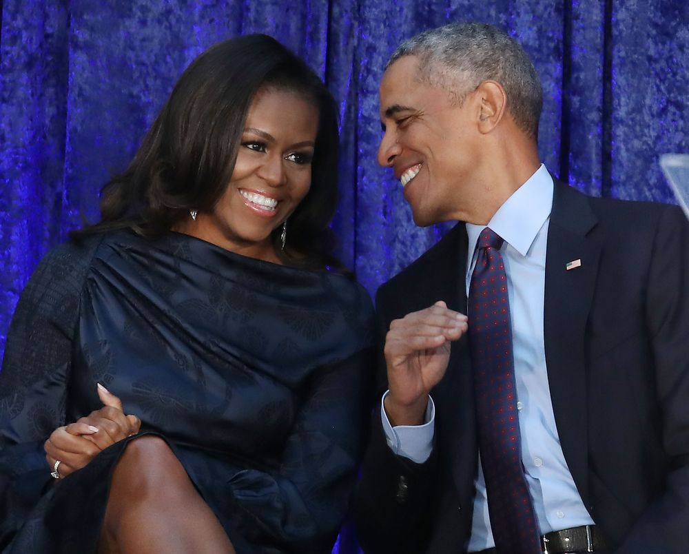 Obamas Announce Netflix Projects, Including Michael Lewis Series