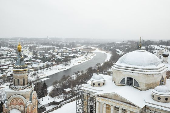 Putin's Plan to Make Russian Cities Worth Living In