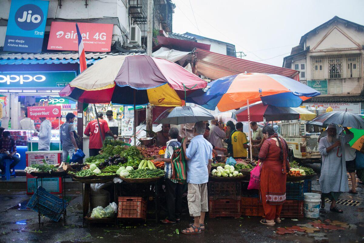 India 2019 Monsoon Season Rain Forecast Below Normal - Bloomberg