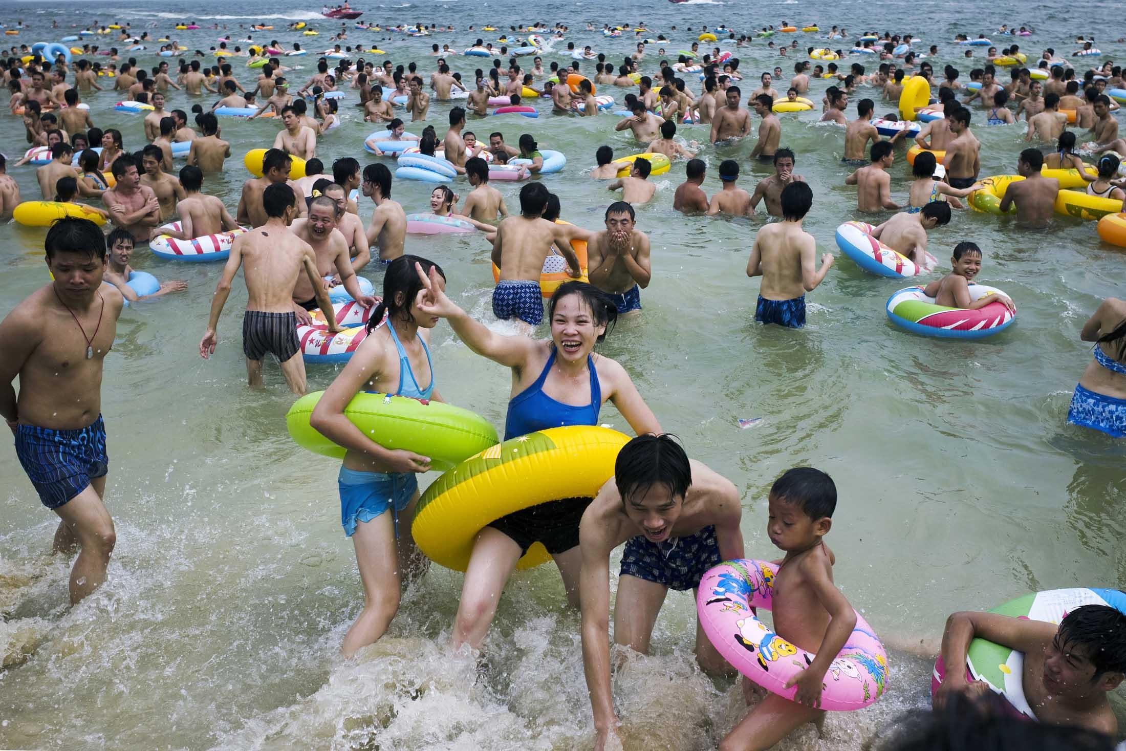 Dameisha Seaside Park