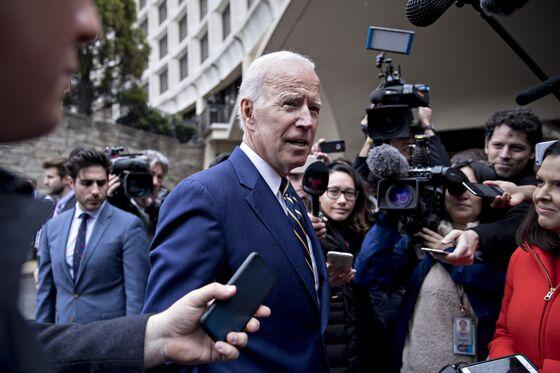 Biden's bid for the center