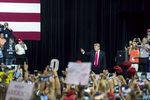 President Trump Holds Make America Great Again Rally