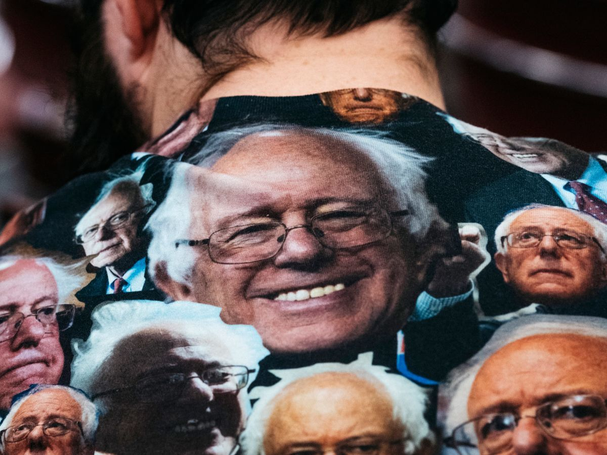 Bernie Sanders Is Already Acting Like the Democratic Presidential Nominee
