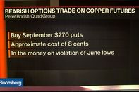 relates to Copper Prices Are Heading Lower, Quad Group's Borish Says