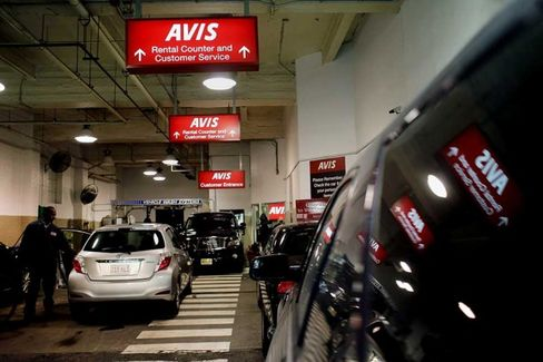 Rental-Car Chains Bask in the Power of Higher Prices