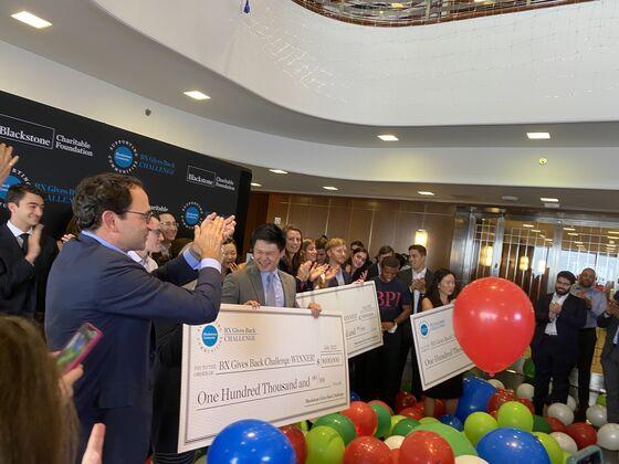 Blackstone's Junior Employees Just Love This $100,000 Charity Perk