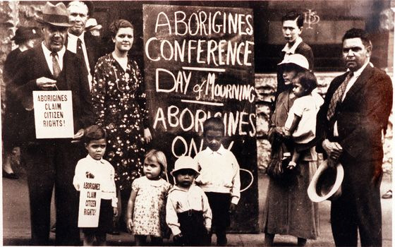 Black Lives Matter Spurs Indigenous Lawmaker to Change Australia