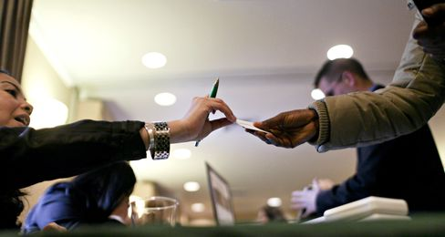 Payrolls in U.S. Climb 200,000; Unemployment Falls to 8.5%