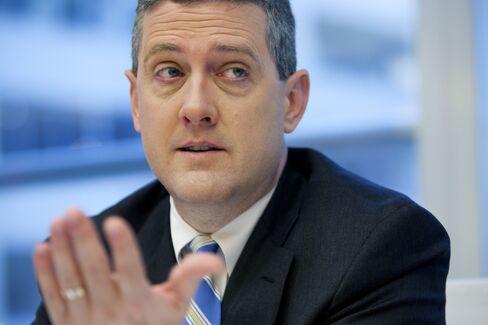 Bullard Opposes Fed Bond Buying With U.S. Economy Improving