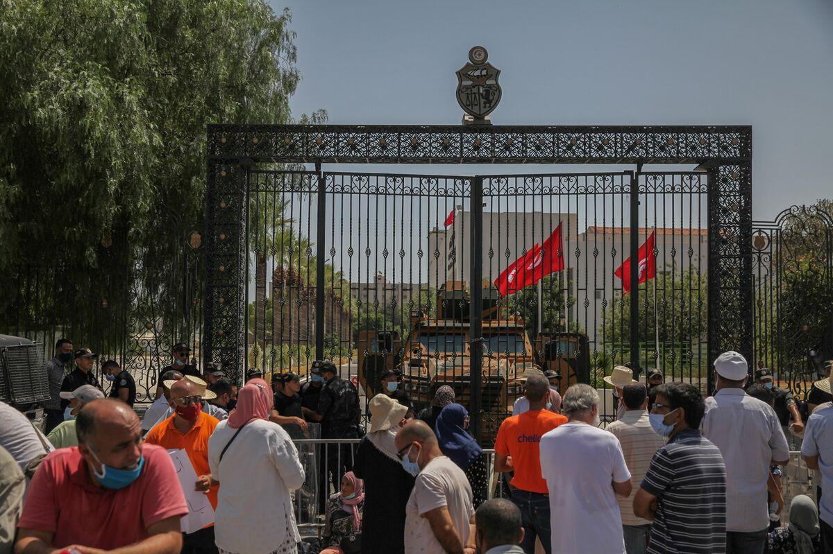 Tunisia's Ennahda, Two Other Parties Face Judicial Probe
