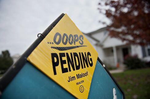 Pending Sales of Existing U.S. Homes Increased 5.2% in October