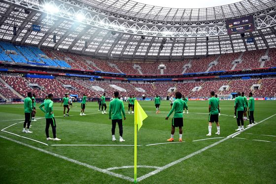 As World Cup Kicks Off, Here's How Investors Can Seek to Cash In