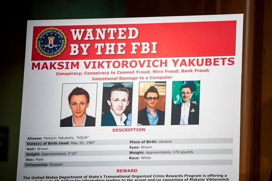 Hackers Thrive in Putin's Russia as U.S. Seeks New Strategy