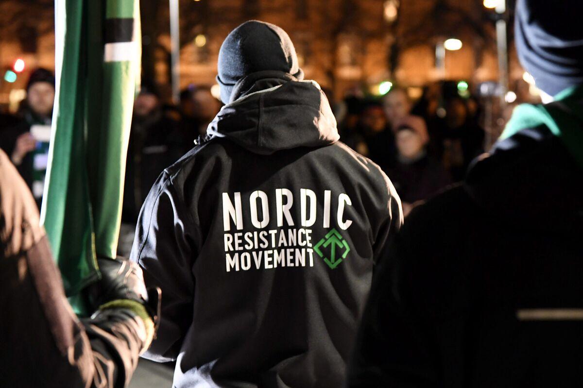 Nazi Threat Stalks Bucolic Swedish Political Fest