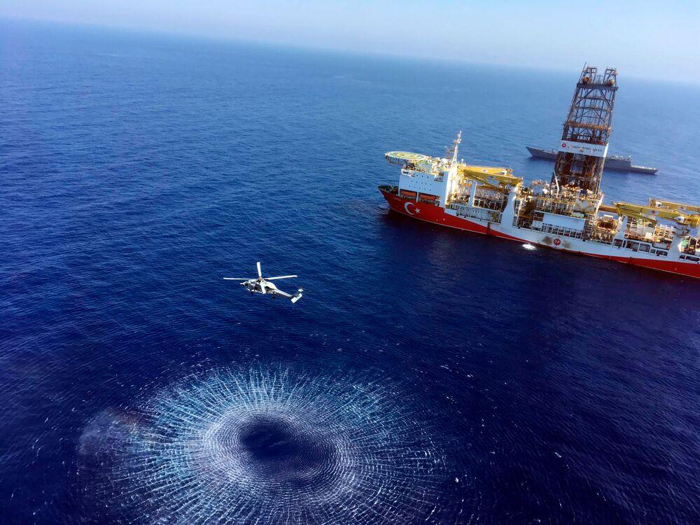 Turkey Scoffs at EU Rebuke, Vows to Keep Up Drilling Off Cyprus