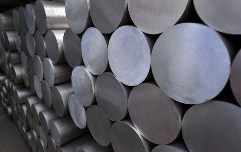 Alcoa Cuts Global Aluminum Demand Forecast on Slowdown in China