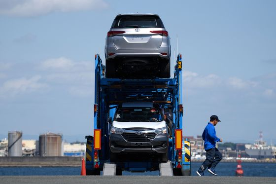 Electric Cars Could Be a Job Killer for Japan's No. 1 Industry
