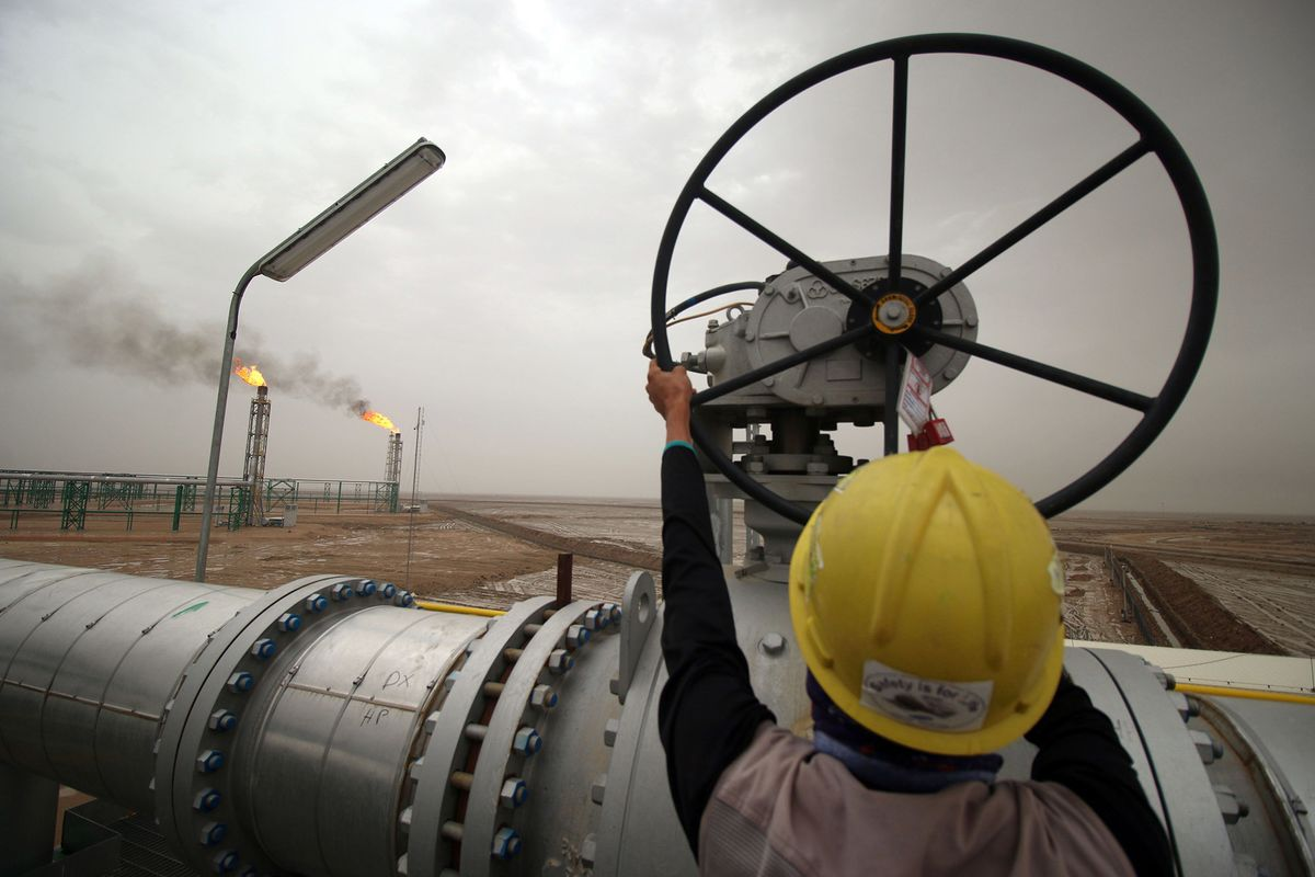 Iraq Freezes Oil for Pre-Payment Deal for Now, Oil Minister Says