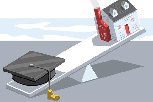 Student Debt Is Stifling Home Sales
