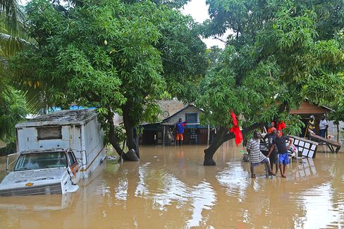 The Best Defense Against Extreme Weather: Live in a Rich Country