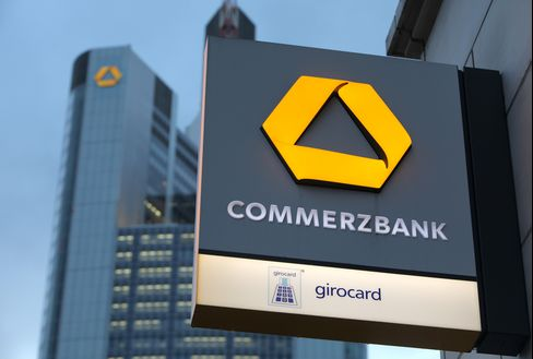 Commerzbank to Cut 4,000-6,000 Jobs by 2016 to Meet Profit Goal