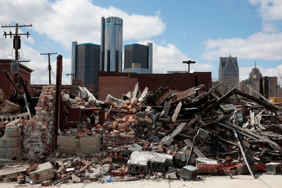 the dissertation detroit Explore the history of the 1967 detroit riots, from the political context that sparked them to the broader consequences of the conflict subscribe for more.