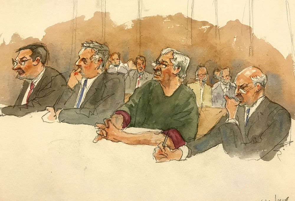 Jeffrey Epstein News: Defense Lawyers Say Need a Year to