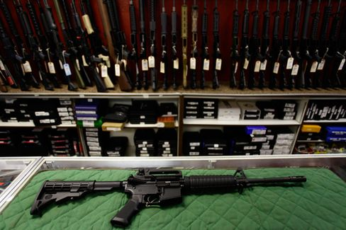 Colorado Gun Sales Surge After the Aurora Massacre