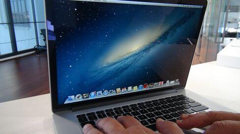 Apple Inc.'s Mountain Lion OS