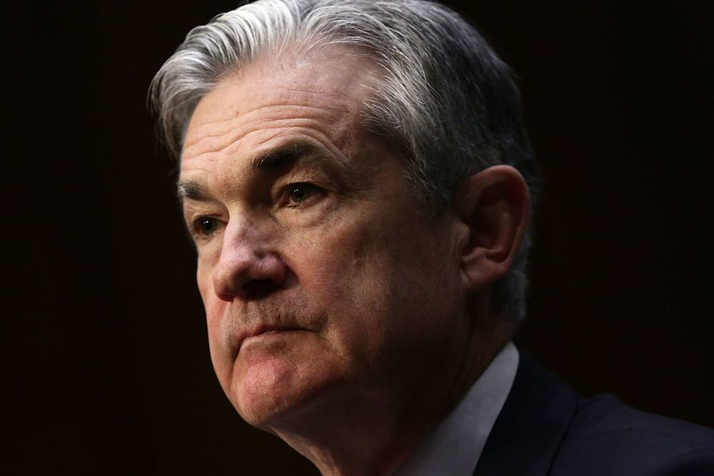 Jerome Powell Is Playing 'Survivor' at the Fed